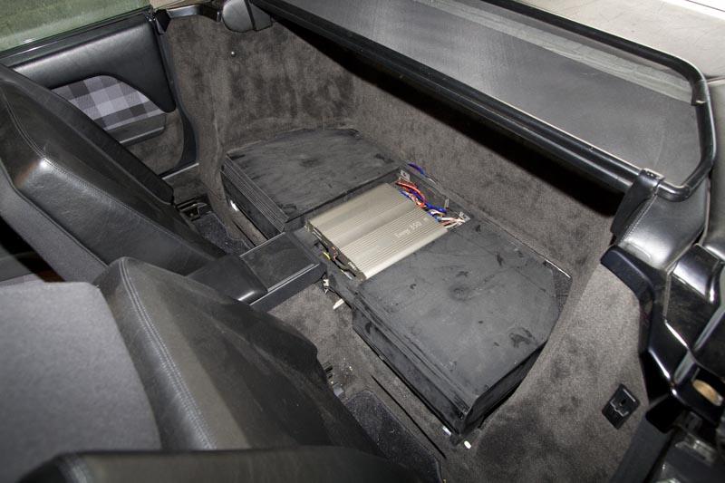 Post Pics Of Your Custom Trunk Subwoofer Enclosures