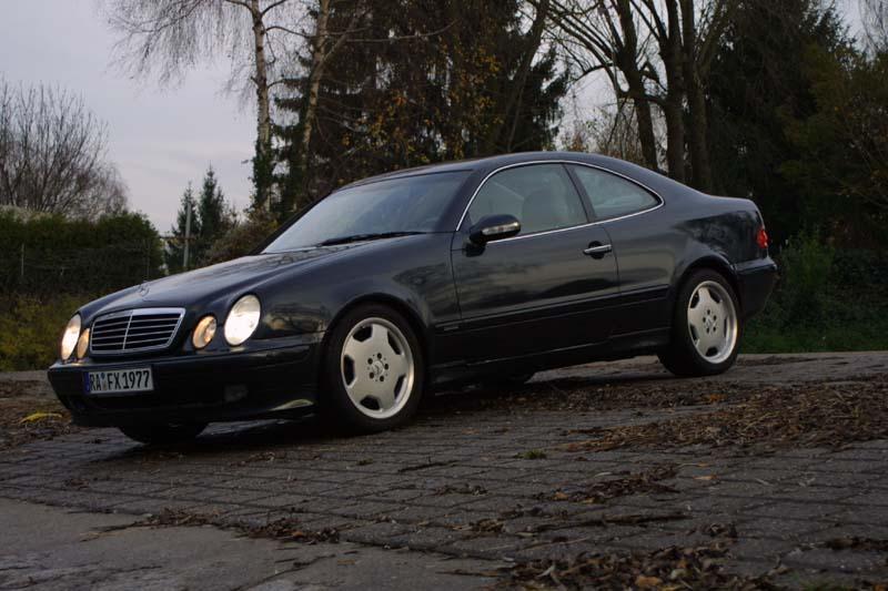 Clk  Mercedes Benz